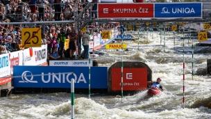 2019 ICF Canoe Slalom World Cup 5 Prague Jessica Fox