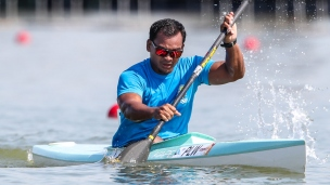 2019 ICF Canoe Sprint World Championships Szeged Hungary Jimmy JONAS