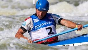 2019 ICF Canoe Slalom World Cup 4 Markkleeberg Jiri PRSKAVEC