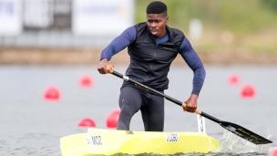 2021 ICF Canoe Sprint Olympic Qualifier Barnaul Joaquim LOBO