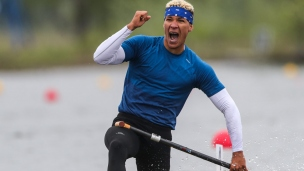 2021 ICF Canoe Sprint World Cup Barnaul Jose Ramon PELIER CORDOVA