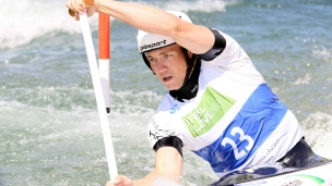 2021 ICF Canoe Slalom Junior & U23 World Championships Ljubjlana Jus Javornik