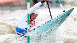 2019 ICF Canoe Slalom World Cup 5 Prague Kirill SETKIN