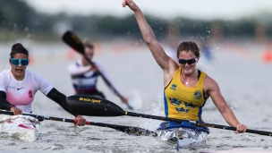 2021 ICF Canoe Sprint World Cup Szeged Linnea STENSILS