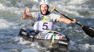 2019 ICF Wildwater Canoeing World Championships La Seu dUrgell Spain Louis LAPOINTE