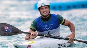 Tokyo 2020 Olympics Lucien DELFOUR