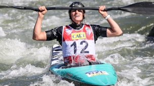 2019 ICF Canoe Slalom World Championships La Seu d'Urgell Spain Luuka JONES