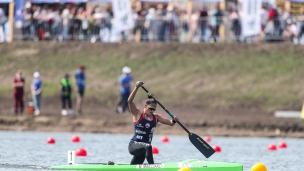 2021 ICF Canoe Sprint World Cup Barnaul Maria MAILLIARD