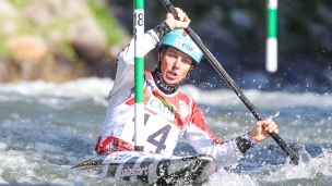 2019 ICF Canoe Slalom World Championships La Seu d'Urgell Spain Marie-Zelia LAFONT