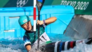 Tokyo 2020 Olympics Marie Zelia LAFONT