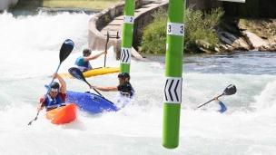 2021 ICF Canoe Slalom Junior & U23 World Championships Ljubjlana Marko Petek