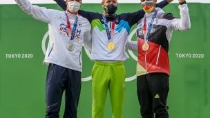 Tokyo 2020 Olympics Mens Canoe