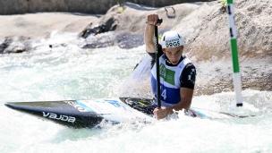 2021 ICF Canoe Slalom Junior & U23 World Championships Ljubjlana Nejc Polencic