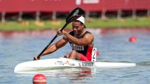 2019 ICF Canoe Sprint World Championships Szeged Hungary Nicholas ROBINSON
