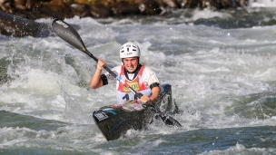2019 ICF Wildwater Canoeing World Championships La Seu dUrgell Spain Penicia DUPRAS