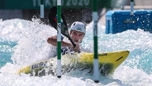 Tokyo 2020 Olympics Peter KAUZER