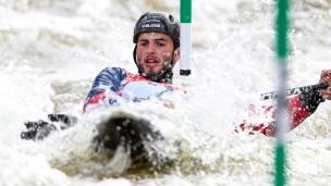 2019 ICF Canoe Slalom World Cup 5 Prague Ryan WESTLEY
