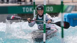 Tokyo 2020 Olympics Sofia REINOSO