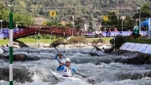 2019 ICF Canoe Slalom World Championships La Seu d'Urgell Spain Spain K1 Men's Team