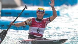 Tokyo 2020 Olympics Tereza FISEROVA