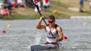 2019 ICF Canoe Sprint World Championships Szeged Hungary Tom LIEBSCHER