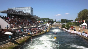 Ondrej Cibak Whitewater Slalom Course