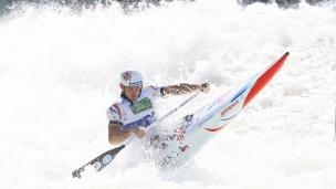 2021 ICF Canoe Slalom Junior & U23 World Championships Ljubjlana Vojtech Heger