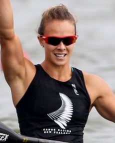 Lisa Carrington (NZL)