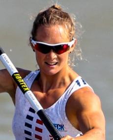 Manon HOSTENS France ICF Canoeing Kayak Sprint Wildwater