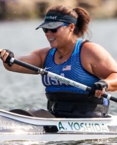 Anne Yoshida (USA)