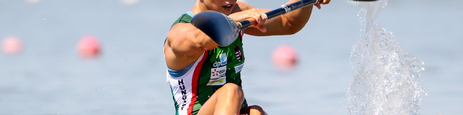 Anna Karaz (HUN) K1W 500m
