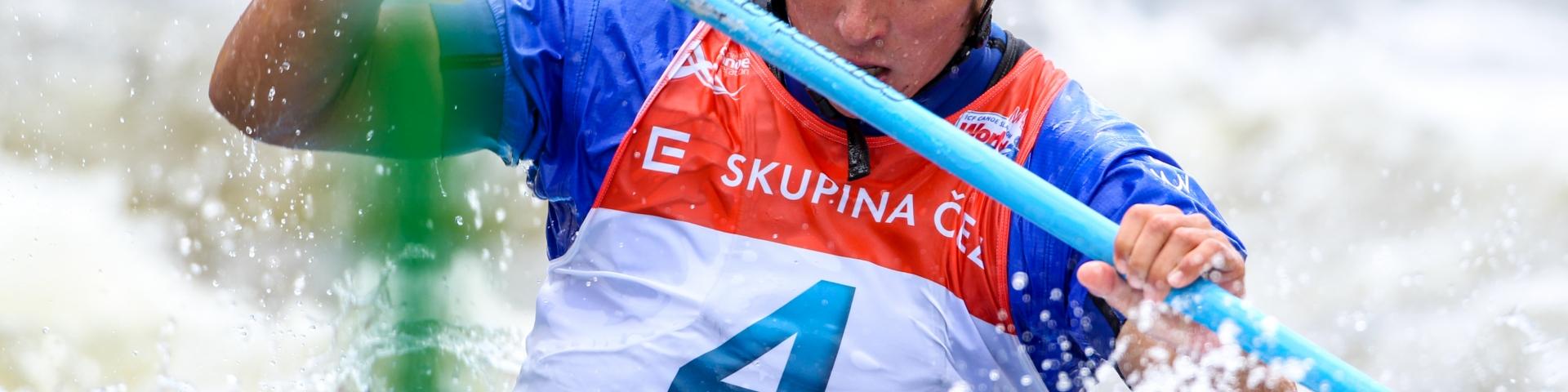 Jiri Prskavec (CZE) K1M Olympic Qualifier