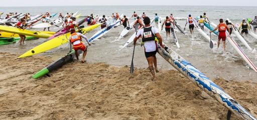 Canoe Ocean Racing - ICF Canoe and Kayak Ocean Racing