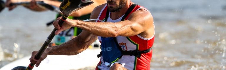 Jose Ramalho Pietermaritzburg Canoe Marathon