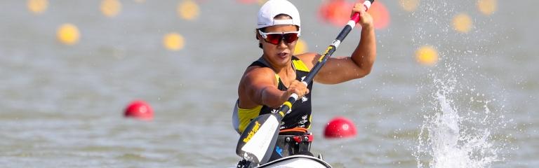 Japan Monika Seryu 2019 World Championships Szeged