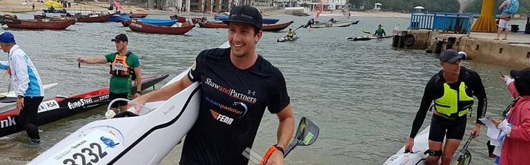 Cory Hill Hong Kong Ocean Racing World Championships