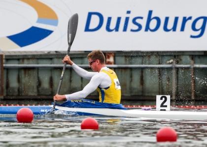ICF Canoe Sprint Duisburg, Germany