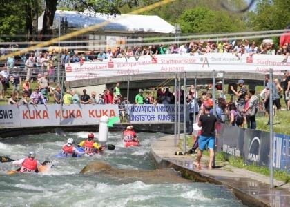 Augsburg BoaterX 2016