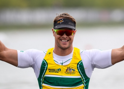 Australia Curtis McGrath Paracanoe Montemor 2018