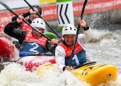 2019 ICF Canoe Slalom World Cup 5 Prague Extreme