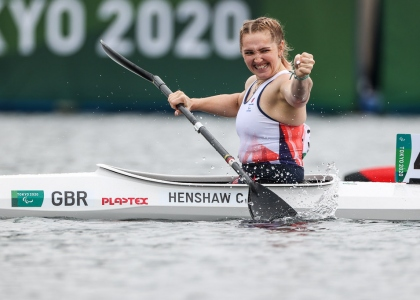 Great Britain Charlotte Henshaw Tokyo Paralympics