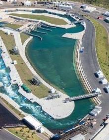 Rio 2016 Canoe Slalom Olympic Venue