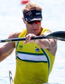 Curtis McGrath (AUS) KL2M 200m Paracanoe