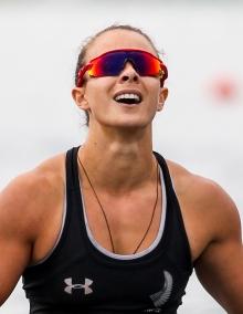 Lisa Carrington (NZL) K1W 200m