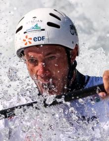 Boris NEVEU (FRA) Slalom Cross