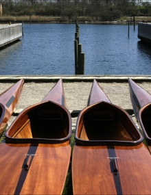 Struer canoes and kayaks