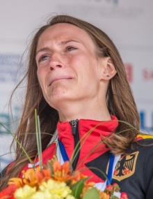 Ricarda FUNK (GER) k1 women Prague