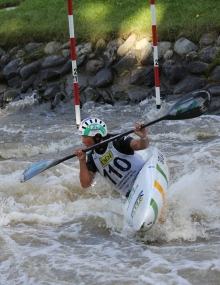 Brazil Ana Satila K1 World Cup final La Seu 2018
