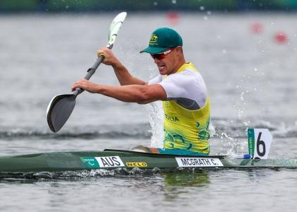 Australia Curtis McGrath KL2 Tokyo Paralympics