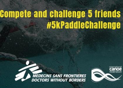 ICF 5k paddle challenge